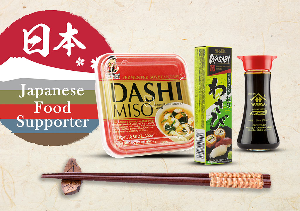 Certyfikat Japanese Food and Ingredient Supporters De Care Groupe